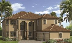 Colonade New Home Plan in River Strand: Estate Homes by Lennar