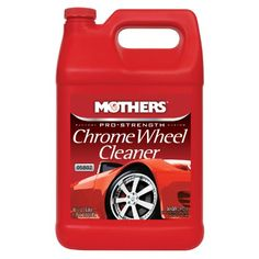 Mothers 05802 ProStrength Chrome Wheel Cleaner  1 Gallon -- More info could be found at the image url.