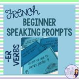 Mme R's French Resources Teaching Resources | Teachers Pay Teachers Teacher Resources, Teacher Pay Teachers, Communication Orale, French Stuff, French Resources, Prompts, Sentences, Teaching, Activities