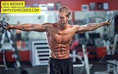ATTACK body fat and add all-over muscle and strength with this hyper-intense, workout program. Its 4 workouts combined into 1 uber-schedule. Full Body Workout Program, 4 Day Workout, Workout Splits, Workout Programs, Workout Routines, Best Chest Workout, Best Workout Plan, Up Fitness, Muscle Fitness