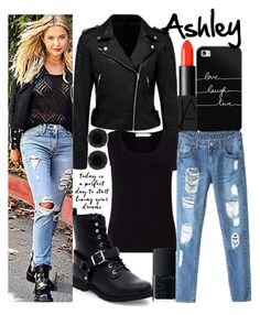 """""""Inspired by Ashley Benson.."""" by j-n-a ❤ liked on Polyvore"""