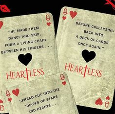 Loved Heartless by Marissa Meyer!!!!