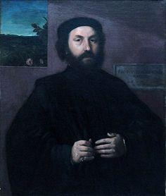 Risultati immagini per lorenzo lotto ritratto ludovico grazioli