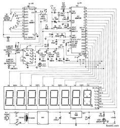 Frequency Counter Circuit Diagram Tradeoficcom