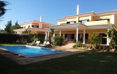 Monte da Quinta V4, pool view , at Algarve.