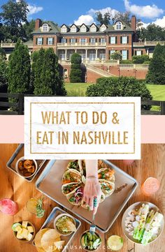 ThisNashvilletravel guide will helpyou planyour dream trip to a scenic townwith endlessmusic, plenty of activities,awesomelocals, and even better food! I knew Nashville would be cute and fun and delish and a nice little break from areality that as of late has been…more thanoverwhelming. What I didn't know was that I would stay at the best Airbnb, eat themost scrumptious food, and experience one of the kindest, cleanest, prettiest, cities all at once.My sister and I...Read More »