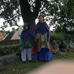 On our way to Foteviken 20150926