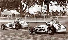 The Gary and Larry Show!  Gary Bettenhausen and Larry Rice.