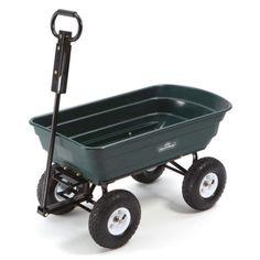 GroundWork® Garden Dump Cart, 600 lb. Capacity - Tractor Supply Co. $79.99