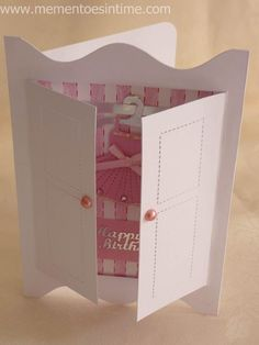 Opening Templates - Mementoes In Time