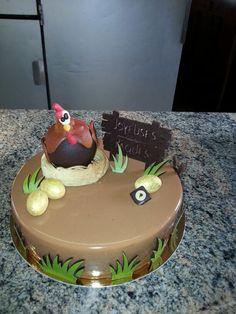 Easter Cake, Cake Decorating, Desserts, Food, Tailgate Desserts, Deserts, Essen, Postres, Meals