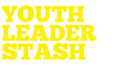 Youth Leader Stash - great website with resources for the youth worker.