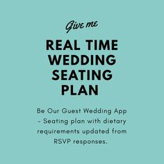Go paperless for your wedding and have a zero waste wedding. Planning a sustainable wedding? Go for the eco friendly wedding option. Be our Guest has over 40 features for your wedding. Quirky Wedding, Irish Wedding, Wedding Bride, Wedding Games, Wedding Planning, Wedding Ideas, Seating Plan Wedding, Seating Plans, Wedding Stationery