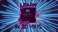 GET PREMIERE PRO! - https://goo.gl/eNop8t Learn Adobe Premiere Pro CC os CS6 in exactly 20 minutes. This tutorial is structured for beginners that have eithe...