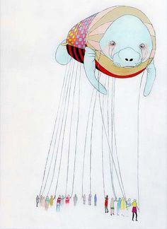 Jennifer Davis. #illustration