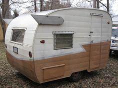 1963 Shasta Compact, 12'