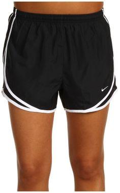 8b70095a2b07 Nike Tempo Short (Black Black White White) - Apparel on shopstyle