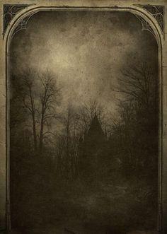 Untitled by Yaroslav Gerzhedovich Nocturne, Dark Fantasy, Fantasy Art, Vampires, Mystique, Pics Art, Macabre, Occult, Dark Art