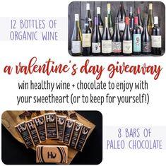Wine & Chocolate Giveaway