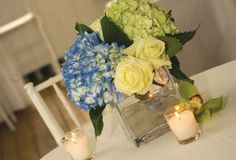 Low Wedding Centerpieces | Mother