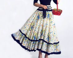 The Most ADORABLE Maxi skirt ever!