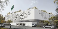 Saudi Arabia Embassy, Sarajevo / Bosnia & Herzegovina by RAB Architects