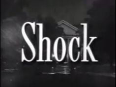 Shock - The film tells the story of a psychiatrist, Dr. Cross (Vincent Price), who is treating a young woman, Janet Stewart (Anabel Shaw), who is in a coma-state, brought on when she heard loud arguing, went to her window and saw a man strike his wife with a candlestick and kill her. It also stars Lynn Bari as Dr. Cross's nurse/lover, Elaine Jordan.