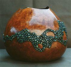 Nancy+Miller+-+Gourd+art.jpg (639×608)
