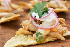 Happily Ever After Begins with Tangerine Glazed Chipotle Chicken Crisps