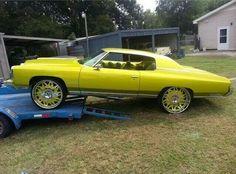 Chevrolet donk