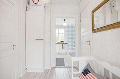 Hallway Inspiration. Scandinavian design