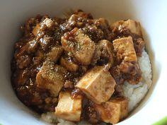 ウマい麻婆豆腐は豆板醤と山椒だけでいいじゃん【超シンプルレシピ】 - メシ通