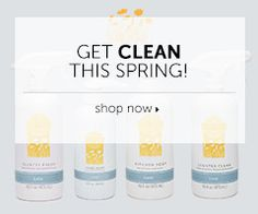 Scentsy can help and it will smell soooo good!