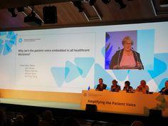Internationaler Erfahrungsaustausch von Patientengruppen - März 17 Dies Schwierigkeit der Patientenstimme Gehör zu verschaffen The Voice, Health Care, Projects, Health