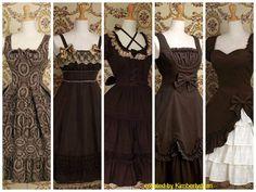 Little black dress ~ created by Kimberlydyan