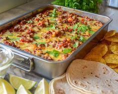 Gladkokkens Tacogryte - Skapt for å deles! Mexican Food Recipes, Dinner Recipes, Ethnic Recipes, Dinner Ideas, Kos, Cooking Movies, Healthy Snacks, Healthy Recipes, Norwegian Food