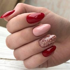 Glittery Red Valentine's Day Nail Art day nails 12 Super Cute DIY . - - Glittery Red Valentine's Day Nail Art day nails 12 Super Cute DIY … Valentines day Glittery Red Valentine's Day Nail Art day nails 12 Super Cute DIY Nail Designs Diy Pretty Nails, Cute Nails, Red Nail Art, Red Nails, Pastel Nails, Yellow Nails, Purple Nails, Black Nails, Nail Design Glitter