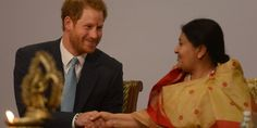 Prince Harry gave a powerful speech on feminism and the importance of education ... | Progeny Zero