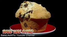 JUMBO Chocolate Chip Muffins Recipe