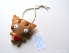 Funny Christmas Ornament Ginger Tabby Cat Ornament by mikaart https://www.etsy.com/ca/listing/483359328/funny-christmas-ornament-ginger-tabby?ref=shop_home_active_1