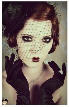The Great Gatsby Juwelen & Make-up | Lily's Beauty & Lifestyle