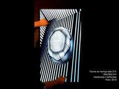 "Santiago Torres:""Trame en temps réel""2010."