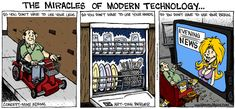 Miracles of Modern Technology (comic)