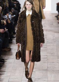 Cappotto pelliccia inverno 2016