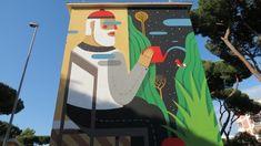 La mappa della street art a Roma - Il Post