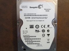 Seagate ST9750420AS 9RT14G-500 FW:0001SDM5 WU 750gb Sata - Effective Electronics #datarecovery #harddriverepair #computerrepair #harddrives #harddriveparts #seagate
