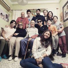 Que linda es mi familia!