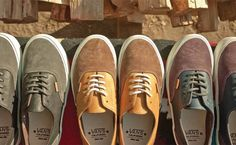 3d021ed3ac The Vans California Era Decon CA. Leather paneling and suede heels and toes  give these deconstructed models a bit of bulk but these slim sneakers still  are ...