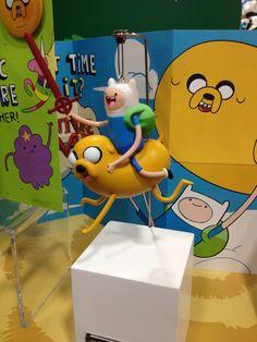 Hallmark 2013 Adventure Time Finn and Jake ornament