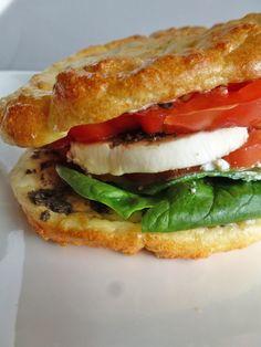 Sandwich sans pain ??...ou Cloud bread